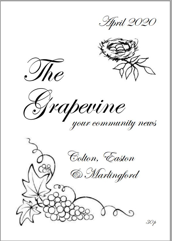The Grapevine April 2020