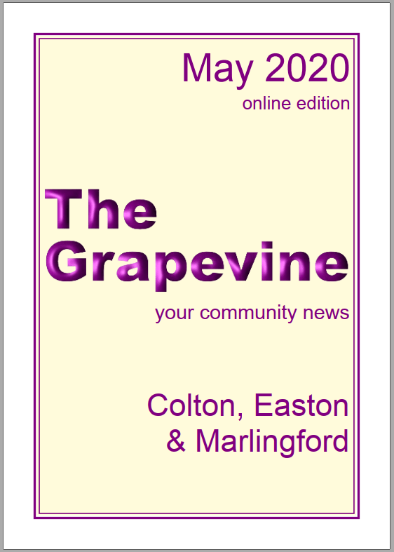 The Grapevine May 2020