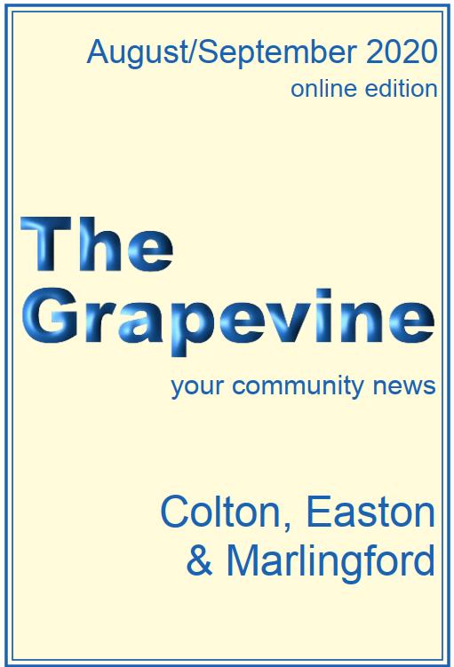 The Grapevine August/September 2020