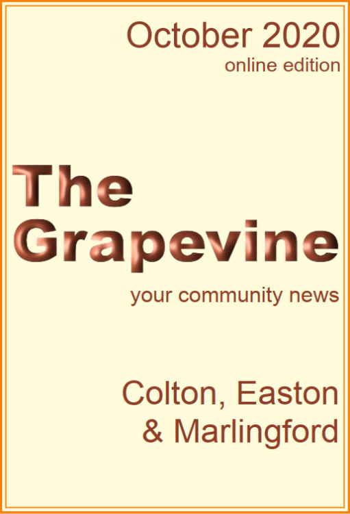 The Grapervine October 2020
