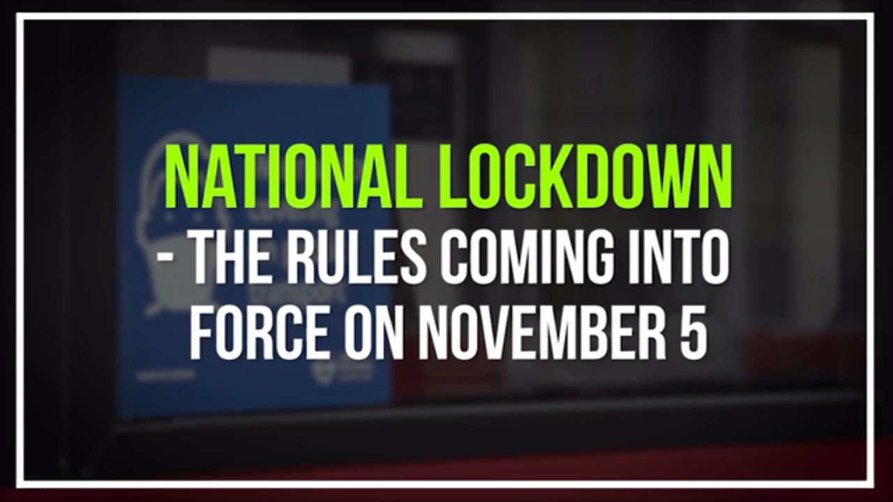 National Lock down rules
