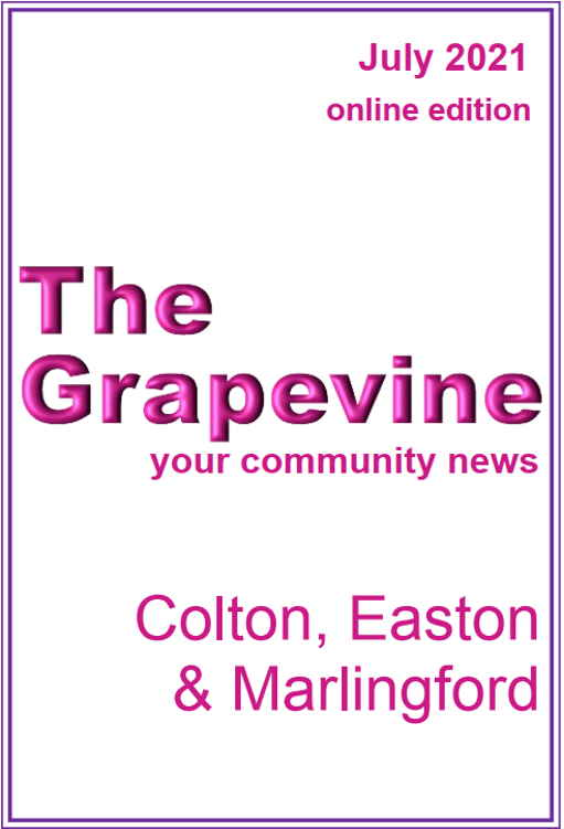 The Grapevine April 2021