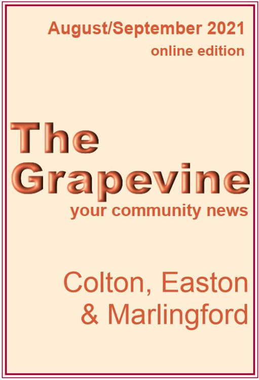 The Grapevine August 2021